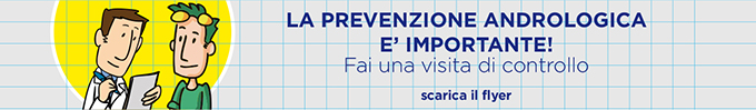 La prevenzione andrologica è importante! - download pdf