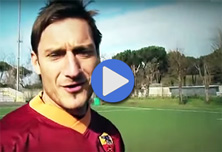 video home totti